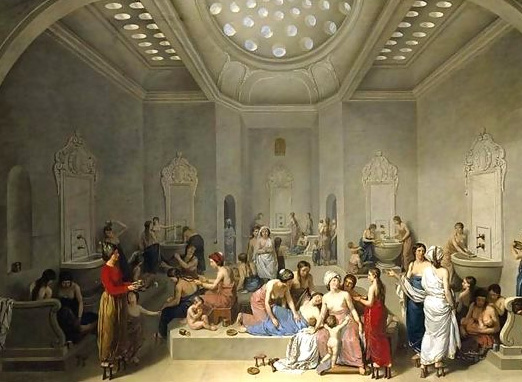 History of the Turkish Bath