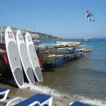 Stand Up Paddle Boards SUP Gundogan Bodrum Turkey