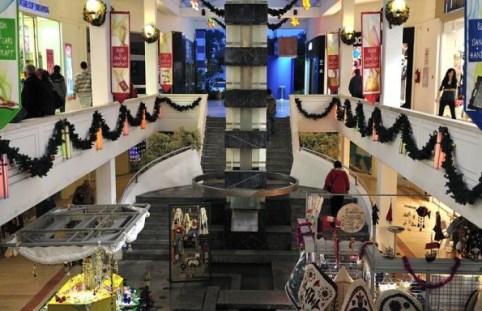 Bodrum Shopping Centre Turkey
