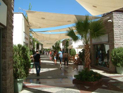 Bodrum Milta Marina Shopping Center Turkey