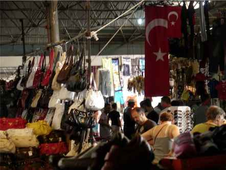 Bodrum Peninsula Weekly Market Turkey