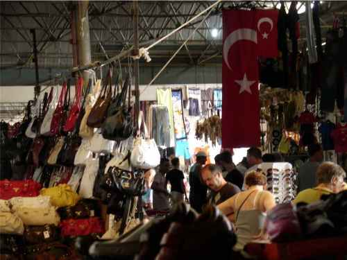 Bodrum Market Index Page Bodrum Peninsula Shopping Turkey