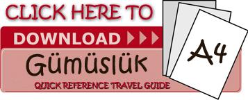 Gumusluk-A4 Bodrum Turkey