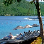 Paradise Bay Bodrum Peninsula Turkey
