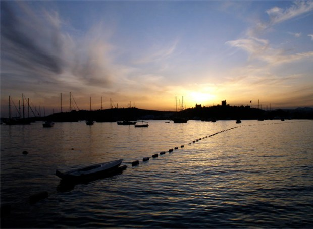 Bodrum Castle & Bay Turkey