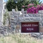 Dibekli Han Yakakoy Ortakent Bodrum Peninsula Turkey