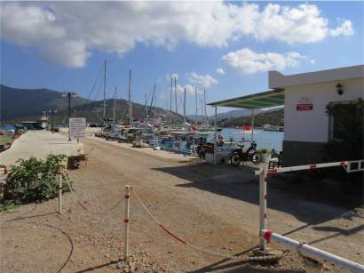 Torba Boat Harbour Bodrum Peninsula Turkey