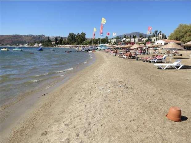 Rush Windsurfing in Bitez Water Sports Bodrum Peninsula Turkey
