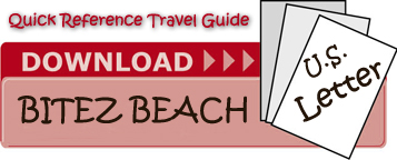 Bitez-Letter Quick Reference Travel Guide Turkey