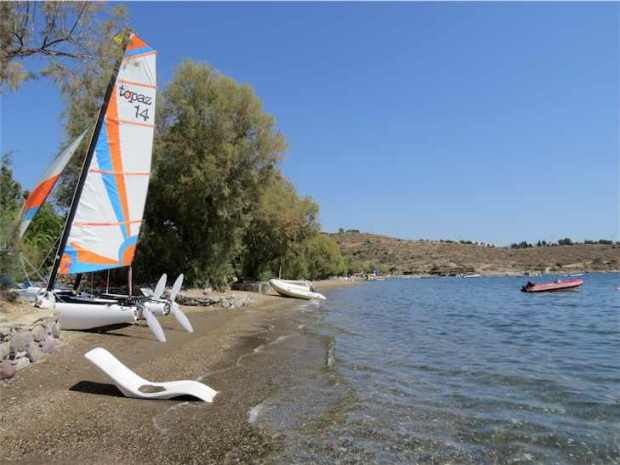 Ortakent Yahsi Beach Bodrum Peninsula Turkey