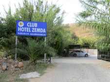 Club Hotel Zemda, Gümüşlük Beach, Bodrum Turkey