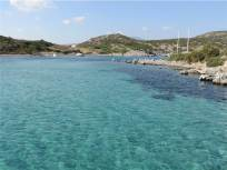 Aquarium Bay between Bitez and Gumbet Bodrum Peninsula Turkey
