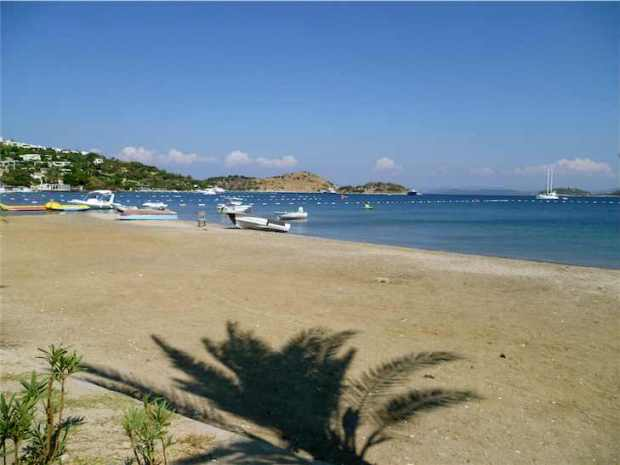 Turkbuku Beach, Bodrum Turkey
