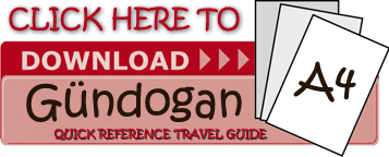 Gundogan-A4 Bodrum Turkey