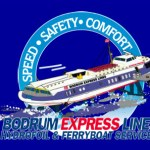 Bodrum Express Line Ferry Hydrofoil