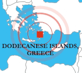 Dodecanese Islands Greek Greece Logo