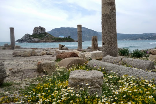 Kefalos Byzantine Church Kos Greece