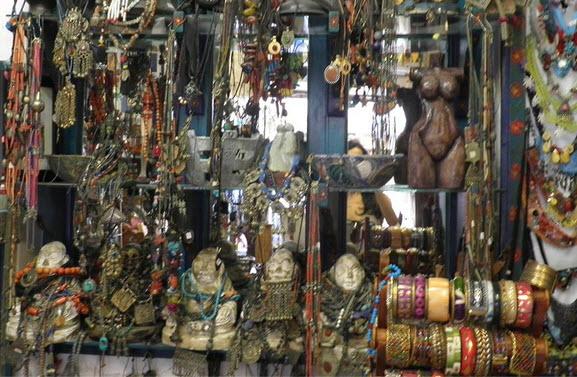 Souvenir Shopping Bodrum Turkey