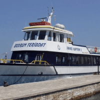 Bodrum Ferryboat Company 2015 Timetable & Price