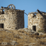 Peksimet Windmills Bodrum Turkey