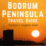 Bodrum Peninsula Travel Guide New Cover