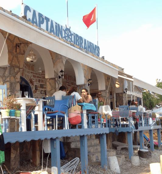 Çökertme - Captain Abrahams