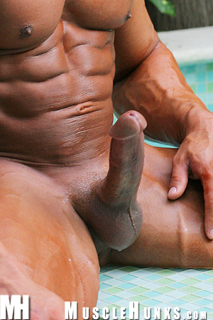 hot latino muscle men