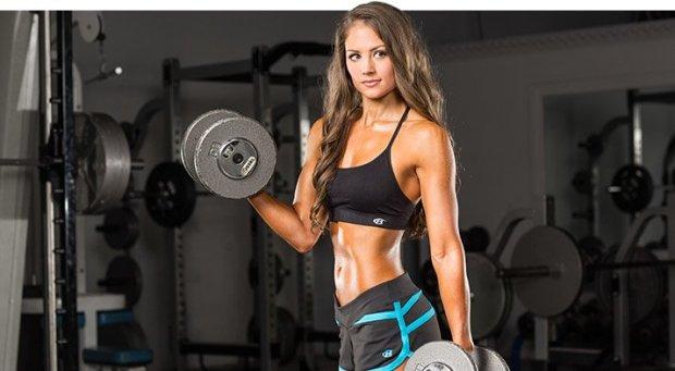 Women Should Not Shy Away From Heavier Weights.