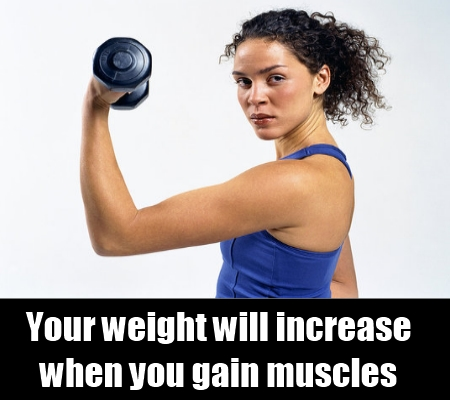 Gain muscles