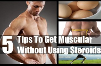 Muscular Without Using Steroids