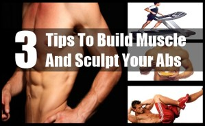 Build Muscle And Sculpt Your Abs