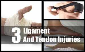 Ligament And Tendon Injuries
