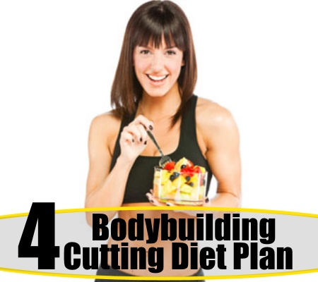 How To Design A Bodybuilding Cut Diet