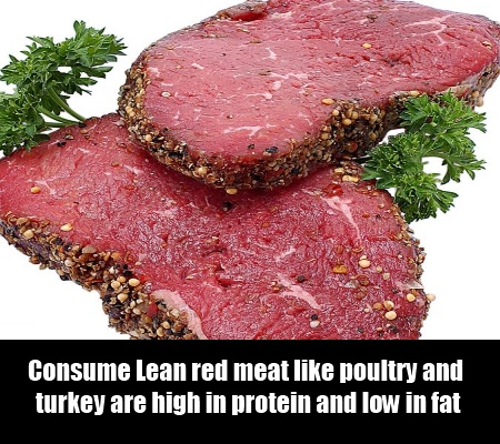 Lean Red Meat