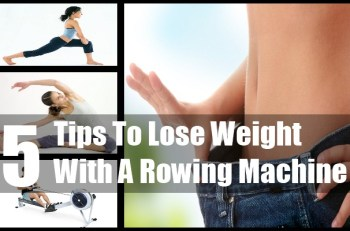 Lose Weight With A Rowing Machine