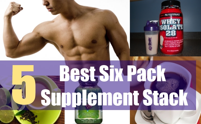 5 Best Six Pack Supplement Stack