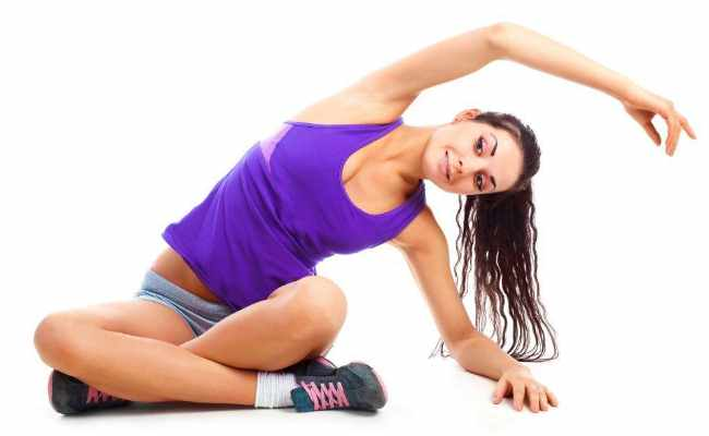 Simple Aerobic Exercises