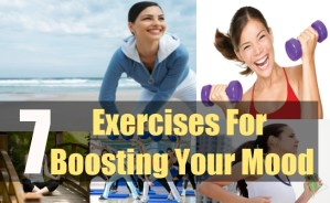 7 Exercises For Boosting Your Mood