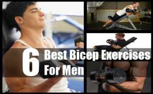 Bicep Exercises For Men