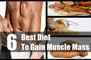Diet To Gain Muscle Mass