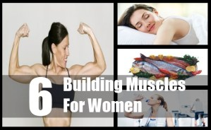 Building Muscles For Women