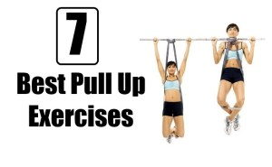 7 Best Pull Up Exercises And Their Benefits On Females