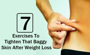 Exercises To Tighten That Baggy Skin After Weight Loss