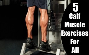 Calf Muscle Exercises For All