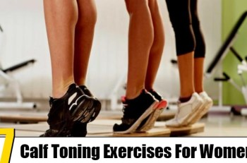 Calf Toning Exercises For Women