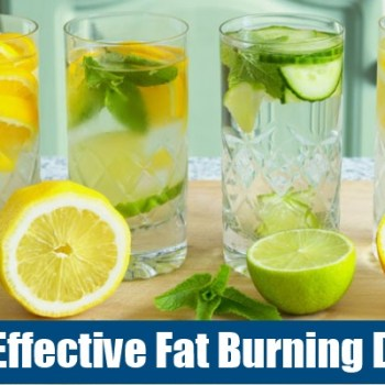 Effective Fat Burning Drink