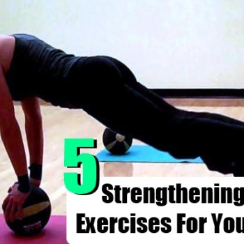 Strengthening TRX Exercises For Your Body