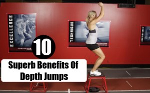 Superb Benefits Of Depth Jumps