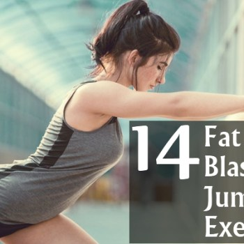 Fat Blasting Jumping Exercises