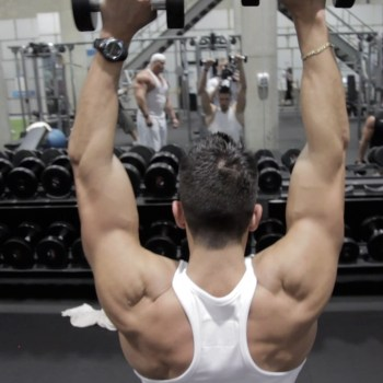 Effective Shoulder Workouts For V-shaped Bigger Shoulders